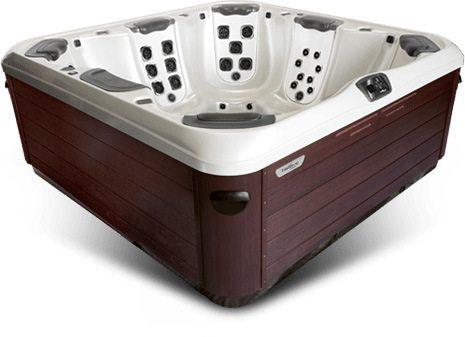 A - Series Hot Tub