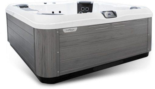 R Series Hot Tub