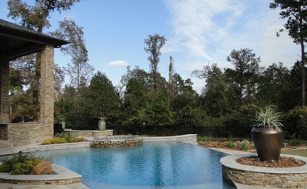 The Best Houston Pool Builders