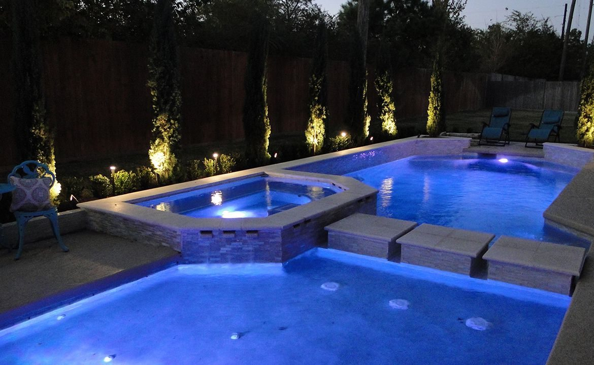 How expensive are luxury pools?