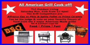 all american grill cook-off