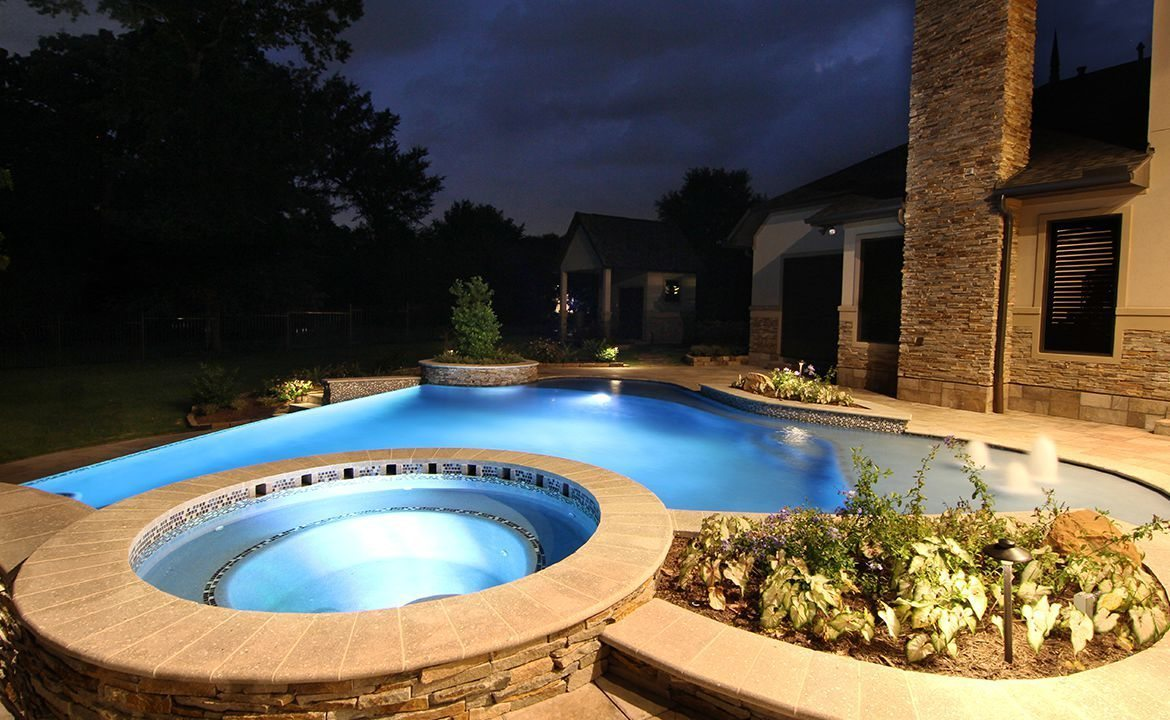 Best Houston Pool Builders - Top Pool Design Company