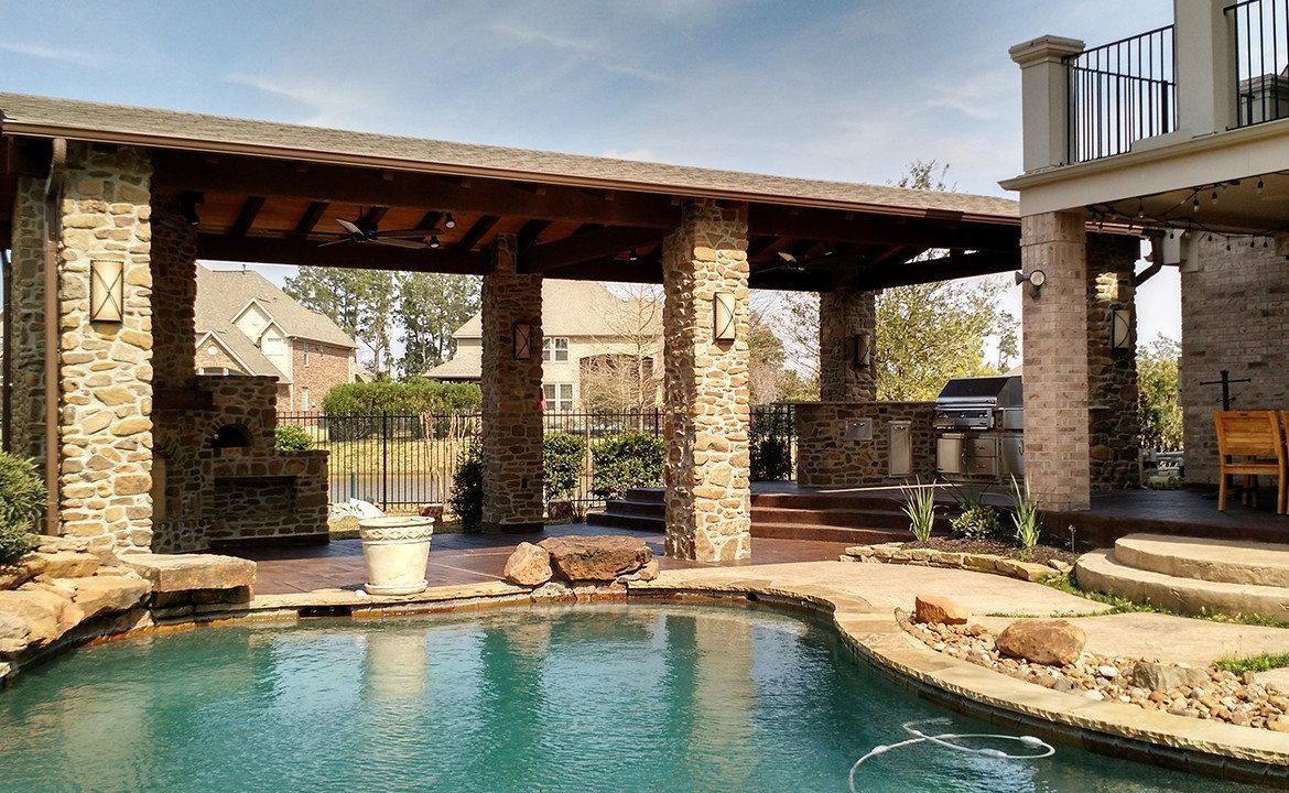 Best Outdoor Living Spaces in Texas