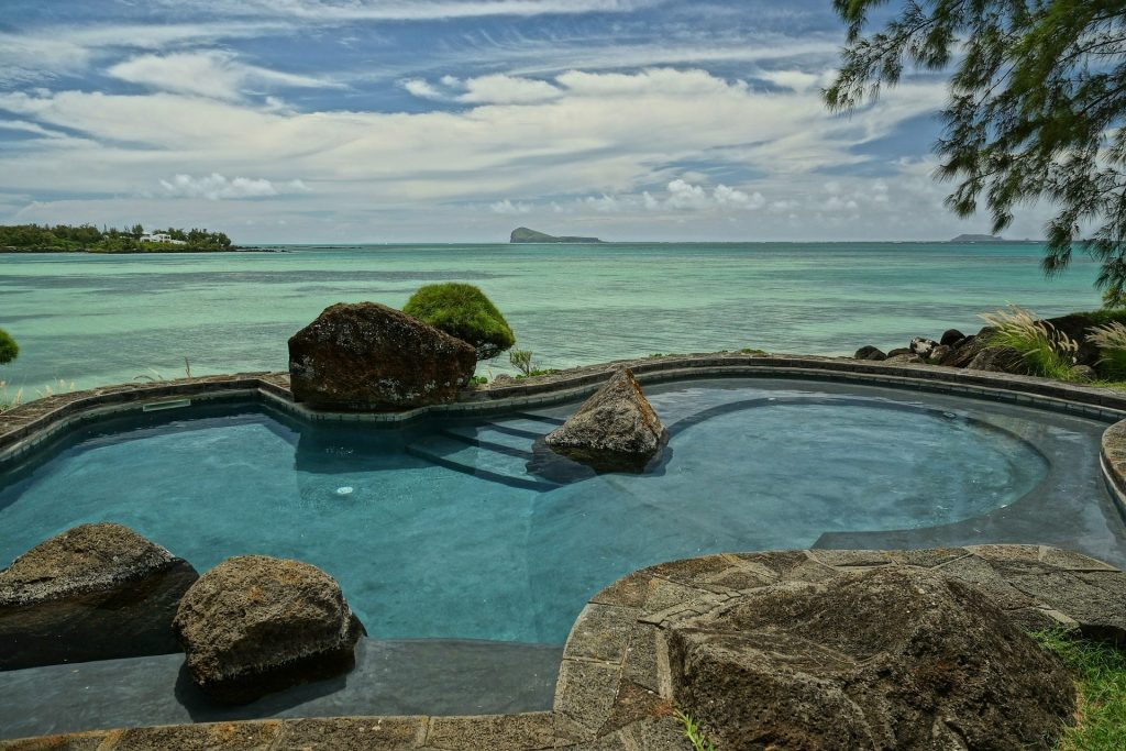 What are the different types of inground pool?