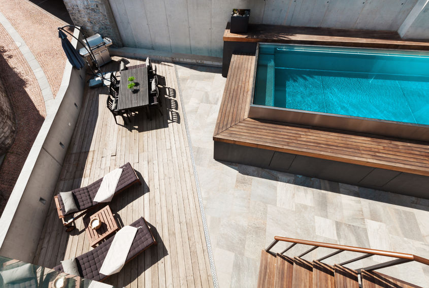 What are the best small pool designs?