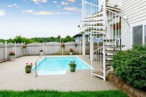 How much does a built-in swimming pool cost?